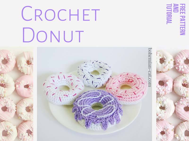 3 Best Crochet Donuts