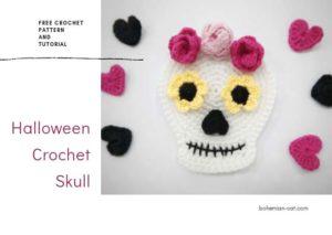 Crochet Skull Pattern