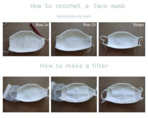 How to make filter for the mask